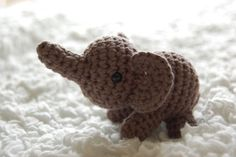 tiny elephant pattern