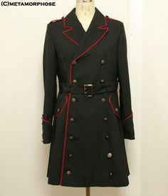 2014.02.14 NEW!Diavolo Dress Coat [Limited Time Offer]