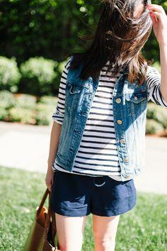 denim-vest-stripes como usar colete jeans must have 5