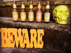#BEWARE of BOLD Flavor!!!👀#happyhalloween 🎃#trickortreat