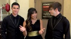 #Glee goes #GangnamStyle for Sectionals
