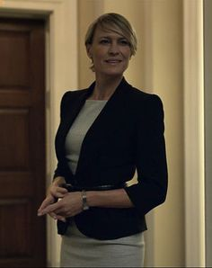Obsessed with Claire Underwood's hair in House of Cards. Wish I were brave enough to do it!!