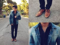 It's darker in the world (by Peter Adrian) http://lookbook.nu/look/3906546-It-s-darker-in-the-world