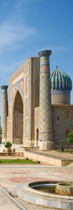 Samarkand City   Uzbekisthan