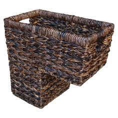 Threshold™ Alicia Small Stair Step Basket - $24.99 - To remind everyone to take their stuff upstairs and not leave it all over the downstairs. :)