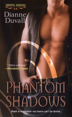 4 paws out of 5 for Phantom Shadows by @DianneDuvall.
