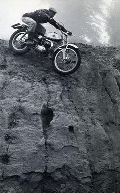 Vintage rider