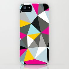 Comic+Book+Tris+iPhone+&+iPod+Case+by+Beth+Thompson+-+$35.00