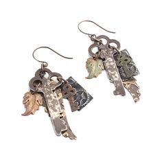 Sunday Gathering Earrings by Wendy Mullane