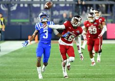 Dec 26, 2015; Bronx, NY, USA; Indiana Hoosiers defensive back Rashard Fant (16) breaks up a pass intended for Duke Blue Devils wide receiver T.J. Rahming (3) during the second quarter in the 2015 New Era Pinstripe Bowl at Yankee Stadium. (2466×1741)