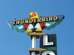 Thunderbird Lodge • Redding CA