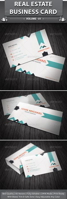 Real estate business cards real estate business and real estates on real estate business card corporate business cards download here reheart Choice Image