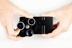 The iPhone Lens Dial – for the Serious iPhone 4s Photographer