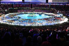 The 2012 London Paralympic Opening Ceremonies