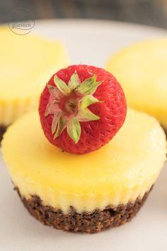 New York Cheesecake Muffins   Backen macht glücklich