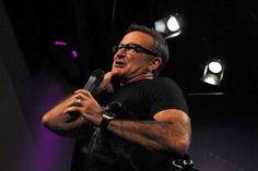 TED talk: Remembering Robin Williams