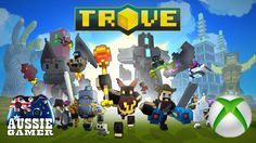 Trove is another voxel based worlds game. Even though it's similar to Cube World & Minecraft, you'll find a similar MMORPG genre, that's fully customizable Star Citizen, Xbox One, Earth Defense Force 5, Motorbike Game, Minecraft, Cube World, Space Solar System, Playstation Games, Strategy Games