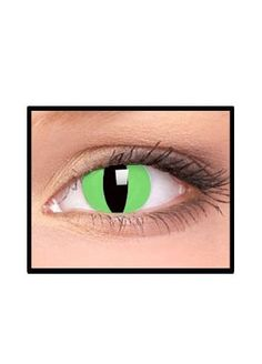 XtremeEyez Alien Contact Lenses, £19.99