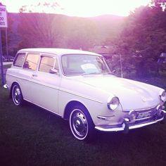 1966 VW Type 3 Squareback.  - @joshrubin | Webstagram
