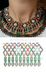Diy necklace 604256474974287949 - Free pattern for necklace Ivanka seed beads seed beads bugles Source by Diy Necklace Patterns, Seed Bead Patterns, Beaded Bracelet Patterns, Beading Patterns, Necklace Designs, Stitch Patterns, Seed Bead Bracelets Diy, Seed Bead Jewelry, Bead Jewellery
