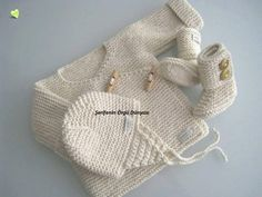 Tricot layette Chunky Knit Set 13 Ideas,Strickohrwärmer Muster frei - Tricot layette Chunky K. - New Ideas