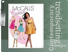 McCall's 5850  sewing pattern