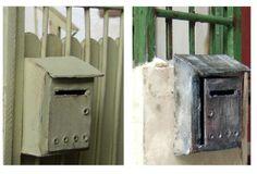 minimanie: The mailbox .. How-To built this shabby mailbox