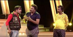 Suraj Venjaramoodu ,Ullas Pantalam Team Super Comedy Skit