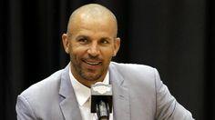 Brooklyn Nets Hire Jason Kidd asCoach