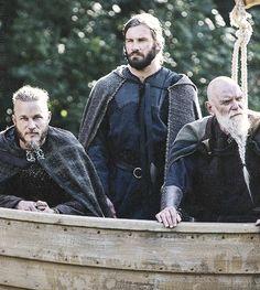 Ragnar & Rollo Lothbrok
