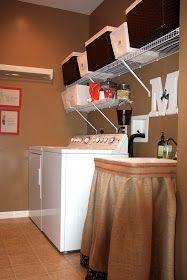 Antsi-Pants: Laundry Room Makeover