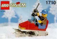 City - Snowmobile [Lego 1710]