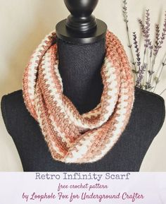 Crochet Scarves, Crochet Cowls, Crochet Triangle Scarf, Wrap Pattern, Simple Pattern, Moss Stitch, Paintbox Yarn, Crochet Patterns For Beginners, Shawls And Wraps