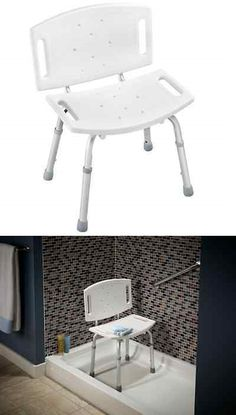 Other Accessibility Fixtures: Carex Universal Bath Shower Chair ...