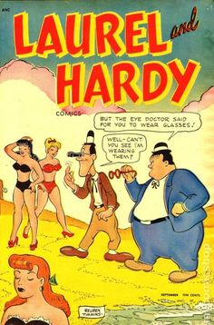 Laurel and Hardy #3