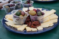Olives and parmesan from @Weaver's Orchard  | rachel's farm table