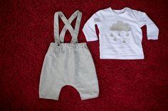 conjunto para bebé práctico, molón,cómodo y calentito #bebé #baby #newborn #kids #clothes #handmade #vintage
