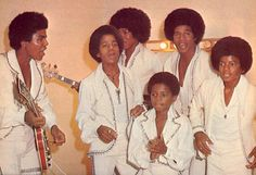 The Jackson 5  ...love, Love, LOVED their music.