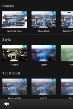 iPhone Screenshot 1  adobe photoshop express  for Ipad