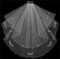 #customveil #veils