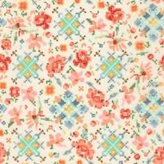 Robert Kaufman Fabrics: AGQ-15848-15 IVORY by Liesl Gibson from Woodland Clearing