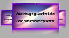 Garage Door Repair Acton MA , Servicing From: 12 Wood Lane Acton MA Visit: