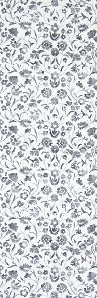 Designers Guild - Fabrics & Wallpaper Collections, Furniture, Bed and Bath, Paint, and Luxury Home Accessories/ Yucata black and white