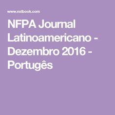 NFPA Journal Latinoamericano - Dezembro 2016 - Portugês