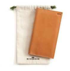 Griffin Beahouse Leather billfold iPhone 5 wallet
