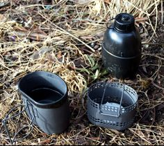 This is a great combo the Crusader II Cup and Cooker is a great unit for the field An innovative new solid and gel fuel field cooker which is made