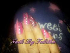 Find me on facebook nailsby Tabitha thank u