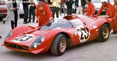Ferrari 330 P3/4 #0846 Daytona 24 Hours 1967 winner