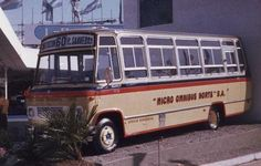 Mercedes benz LO 608 - carrocerias El Indio