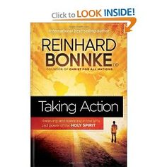Taking Action: Receiving and operating in the gifts and power of the Holy Spirit: Reinhard Bonnke: 9781616387365: Amazon.com: Books